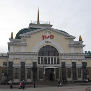 Железнодорожные вокзалы Фурманово